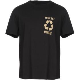 《期間限定セール開催中!》FAITH CONNEXION メンズ T シャツ ブラック XS コットン 100%
