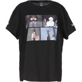 《セール開催中》MARCELO BURLON レディース T シャツ ブラック XS コットン 100%