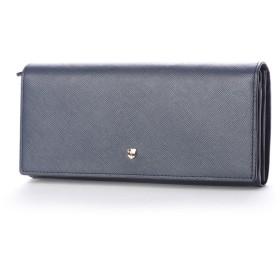 トプカピ TOPKAPI 角シボ型押し・かぶせのフタ長財布 CLASSICO クラシコ (コン)
