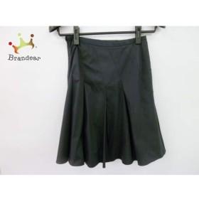ジャスグリッティー JUSGLITTY スカート サイズ2 M レディース 新品同様 黒     スペシャル特価 20190803