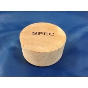 スペックSPEC カエデ製インシュレーターH-K3(3個1組)