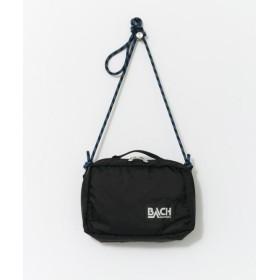 アーバンリサーチ BACH ACCESSORY BAG M メンズ BLK/BL-BK - 【URBAN RESEARCH】