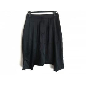 【中古】 ドゥーズィエム DEUXIEME CLASSE パンツ サイズ36 S レディース 黒 サムエル
