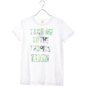 ロキシー ROXY レディース 半袖Tシャツ TAKE ME TO THE TROPICS ROXY TEE RST191606Y