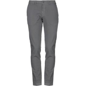 《期間限定 セール開催中》CRUNA メンズ パンツ 鉛色 48 コットン 98% / ポリウレタン 2%