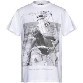 《期間限定セール開催中!》BASTILLE メンズ T シャツ ホワイト M コットン 100%