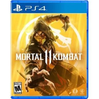 PS4 Mortal Kombat 11(モータルコンバット11 北米版)〈WB Games〉[新品]