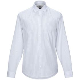 《期間限定セール開催中!》GOLDEN GOOSE DELUXE BRAND メンズ シャツ ホワイト M コットン 100%