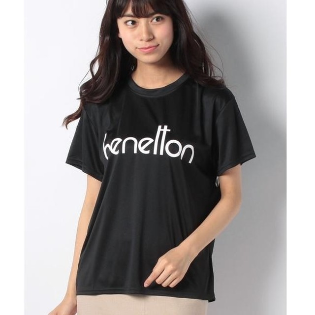 [マルイ]【セール】ベネトンBIG半袖ラッシュTシャツ・ラッシュガード(UV加工UPF50+)/ベネトン レディース(UNITED COLORS OF BENETTON)