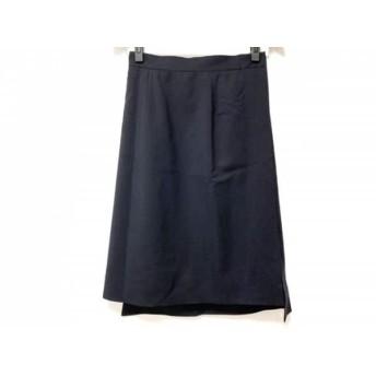 【中古】 ハイク HYKE スカート サイズ1 S レディース 美品 黒