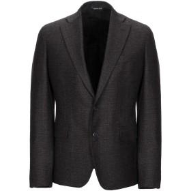 《セール開催中》BRIAN DALES メンズ テーラードジャケット ダークブラウン 46 ウール 85% / シルク 9% / ナイロン 6%