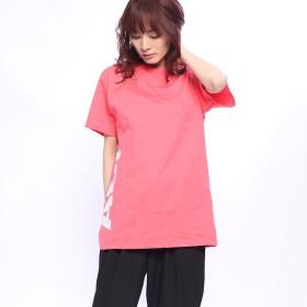アディダス adidas レディース 半袖Tシャツ W ID 半袖 サイドCAPリニア グラフィック Tシャツ DV0751