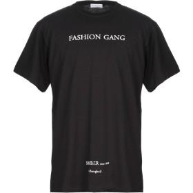 《セール開催中》IH NOM UH NIT メンズ T シャツ ブラック XS コットン 100% / ポリウレタン