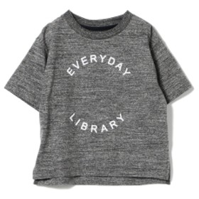 ARCH & LINE / Everyday ビッグ Tシャツ 19 (85~145cm) キッズ Tシャツ CHARCOAL.G XL(135-145)