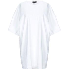 《期間限定 セール開催中》DARK LABEL メンズ T シャツ ホワイト M コットン 100%