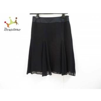 トゥモローランド TOMORROWLAND スカート サイズ1 S レディース 美品 黒 プリーツ スペシャル特価 20190730