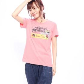 ディズニー Disney レディース 半袖Tシャツ DN-9C22089TSNK