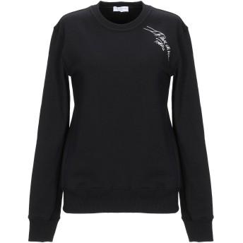 《セール開催中》IH NOM UH NIT レディース スウェットシャツ ブラック XS コットン 100% / ポリウレタン
