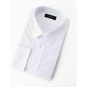 <アストウッド/ASTWOOD> 【紳士大きいサイズ】白無地ドレスシャツ(ZAD007-100) 100シロ 【三越・伊勢丹/公式】