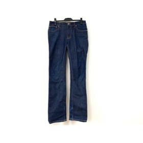 【中古】 ヌーディージーンズ NudieJeans ジーンズ サイズ32 XS メンズ ダークネイビー