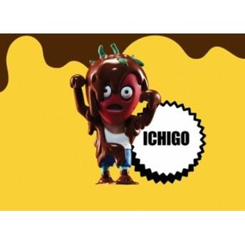 【ICHIGO】パンダの穴 フルーツゾンビフォンデュ