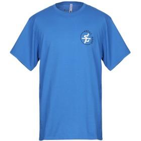 《期間限定 セール開催中》CHAMPION メンズ T シャツ ブルー L コットン 100%