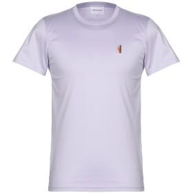 《期間限定 セール開催中》NORSE PROJECTS メンズ T シャツ ライラック XS コットン 100%