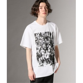 JOURNAL STANDARD IMAGE CLUB LIMITED×JS/ICL別注:GROUP PHOTO TEE ホワイト M