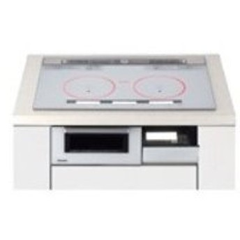 Panasonic(パナソニック) KZ-XP77W IH調理器 クリアホワイト