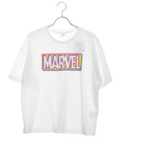 マーベル MARVEL レディース 半袖Tシャツ MV-9C22819TS