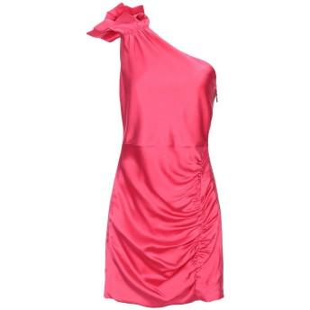 《期間限定セール開催中!》ALICE + OLIVIA レディース ミニワンピース&ドレス フューシャ 10 シルク 91% / ポリウレタン 9%