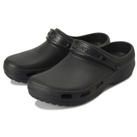 【crocs】 クロックス Specialist II Vent Clog Black スペシャリスト2 ヴェントクロッグ 205619-001 Black