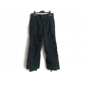 【中古】 コロンビア columbia パンツ サイズS メンズ 黒 スノーウェア