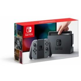 任天堂 ゲーム機 Nintendo Switch [グレー]