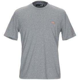 《期間限定セール開催中!》LOVE MOSCHINO メンズ T シャツ グレー XS コットン 100% / ポリウレタン