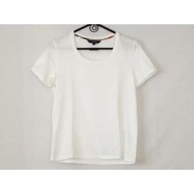 【中古】 バーバリーロンドン Burberry LONDON 半袖Tシャツ サイズ2 M レディース 白