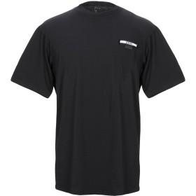 《期間限定 セール開催中》VERSUS VERSACE メンズ T シャツ ブラック M コットン 100%