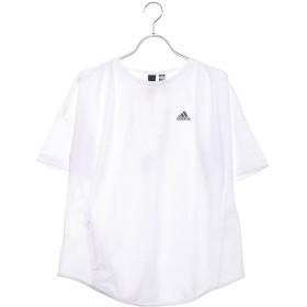 アディダス adidas レディース 半袖機能Tシャツ W adidas 24/7 半袖Tシャツ DU9736