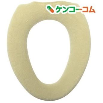 ヨコズナ ラヴィーロジェ O型便座カバー ベージュ ( 1枚 )/ YOKOZUNA(ヨコズナ)