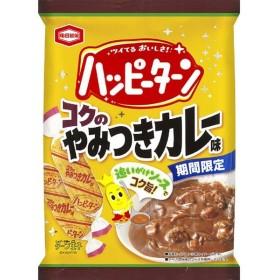 亀田製菓 ハッピーターン コクのやみつきカレー味 85g
