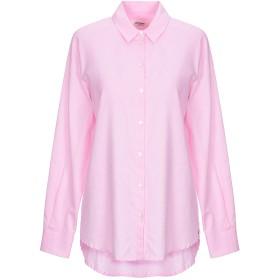 《9/20まで! 限定セール開催中》OTTOD'AME レディース シャツ ピンク 40 コットン 100%