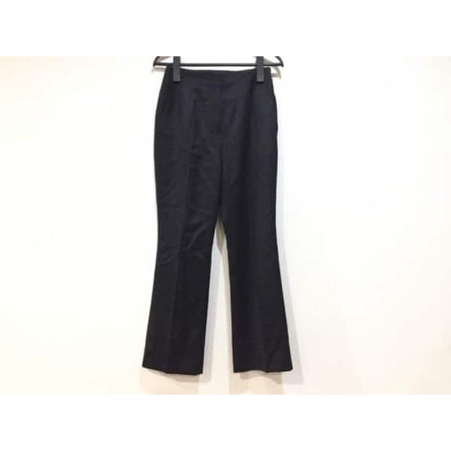 【中古】 ダイアン・フォン・ファステンバーグ パンツ サイズ0 XS レディース 黒