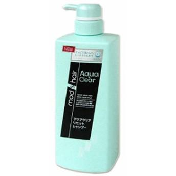 ユニリーバ モッズ・ヘア アクアクリア リセットシャンプー ポンプ 500ml mods hair Unilever