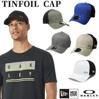 オークリー OAKLEY ニューエラ 9FIFTY TINFOIL CAP ティンホイル メンズ キャップ 911548