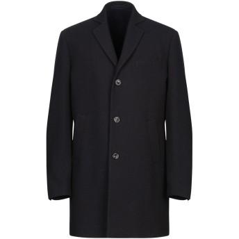 《期間限定セール開催中!》ALESSANDRO DELL'ACQUA メンズ コート ダークブルー 56 アクリル 50% / ポリエステル 25% / ウール 20% / 指定外繊維 5%