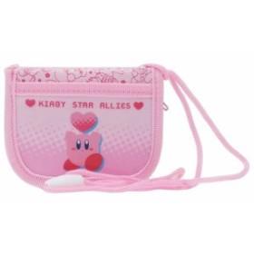 e70fc33b36674 星のカービィ 子供用 お財布 ラウンド ウォレット Aピンク nintendo キャラクターグッズ通販 メール
