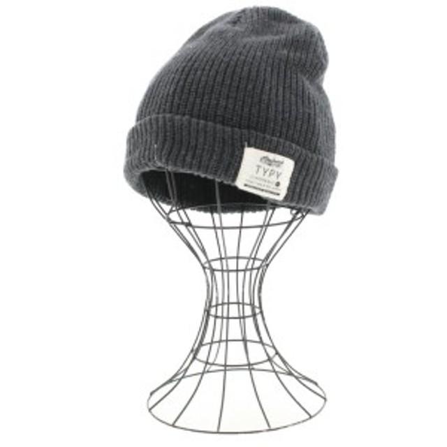 e0b48a1303a7ab CIAOPANIC TYPY / チャオパニックティピー レディース 帽子 色:チャコールグレー系 サイズ:57.5-