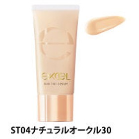 サナ excel(エクセル)エクセル スキンティントセラム ST04 ナチュラルオークル 30 やや暗めの自然な肌色 SPF28・PA++ 常盤薬品工業