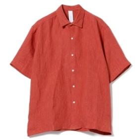 Dashiel Brahmann / Walter S/S Shirts メンズ カジュアルシャツ BRICK RED S