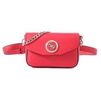 ゲス GUESS LANDON BELT BAG (RED)